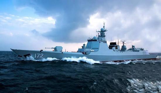 动力问题的突破将会让中国海军武器的发展水平提升到有一个高度
