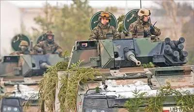 北約軍隊正陸續部署到歐俄邊境