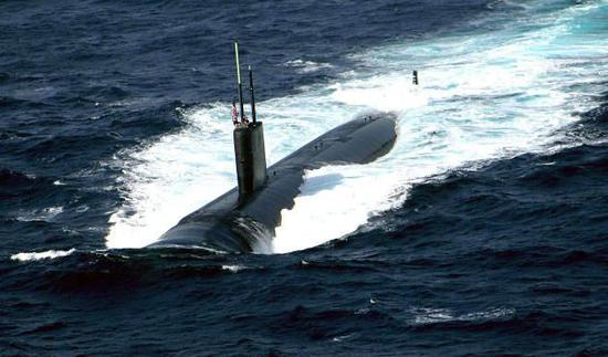 """美国服役数量最多的""""洛杉矶""""级攻击核潜艇的最后改进型"""