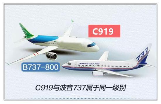 中国第一款真正意义上的民航大飞机
