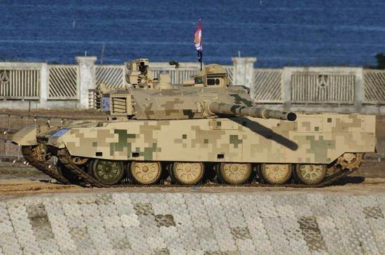 泰国拟再从中国买34辆战车11辆坦克 称乌克兰造太慢