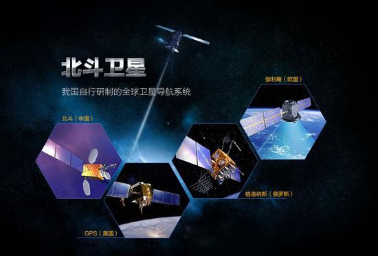 中国将射近30颗北斗卫星 国人可享受厘米级导航服务
