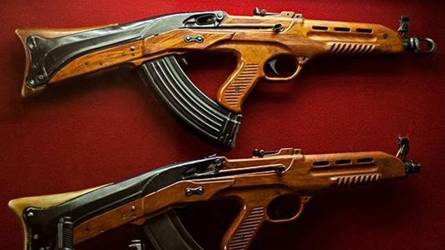 不只有AK47!前苏联步枪设计曾领先西方几十年