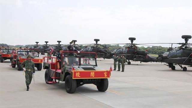 坠机和丑闻:台湾省首支阿帕奇武直部队才成军