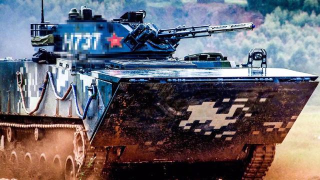 南海和台海两栖作战先锋!中国海军陆战队猛图