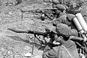 解放军2天歼灭越南军队2万人