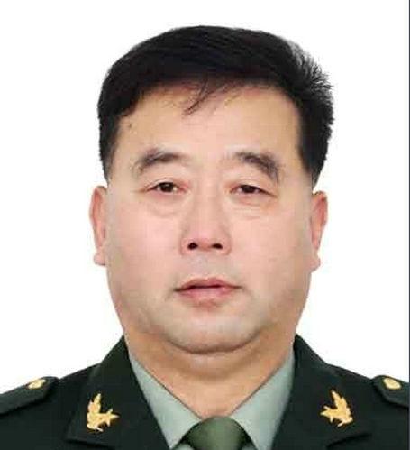 中部战区司令员韩卫国