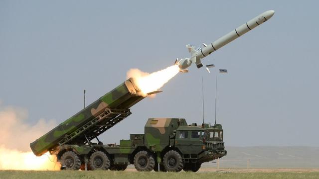 陆上必杀之利剑!中国现役的三型陆基巡航导弹