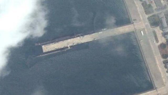 让印度担忧的杀器!中国4艘094战略核潜艇现身