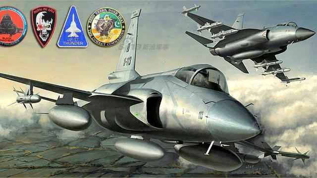巴铁已经都5个枭龙战机中队了 印度LCA没影呢