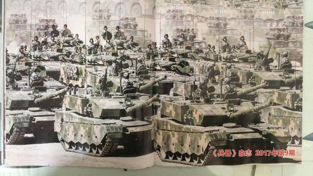 建军节阅兵展雄风!最新期《兵器》看中国装备