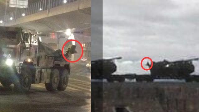 解放军车载155毫米榴弹炮曝光!高原作战的利器