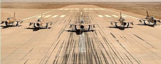 伊朗仍保有我国出口的F7N战斗机等