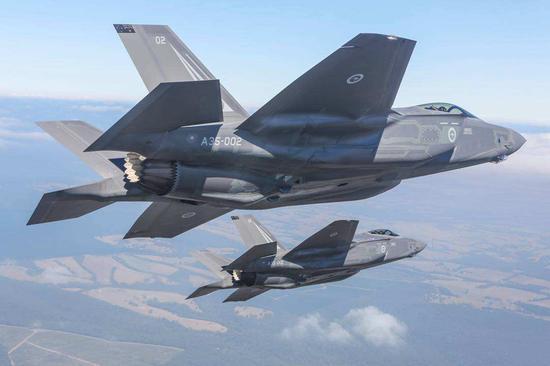 澳大利亚空军购买了多架F35