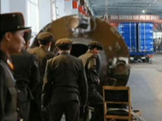 朝鲜洲际导弹技术来自乌克兰?专家说是靠走私