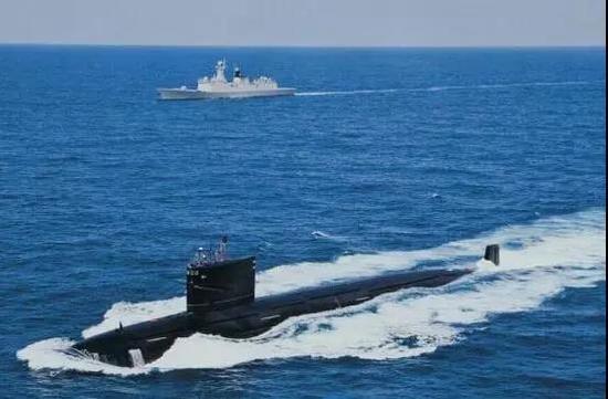 中国海军护航行动将面临严密监视