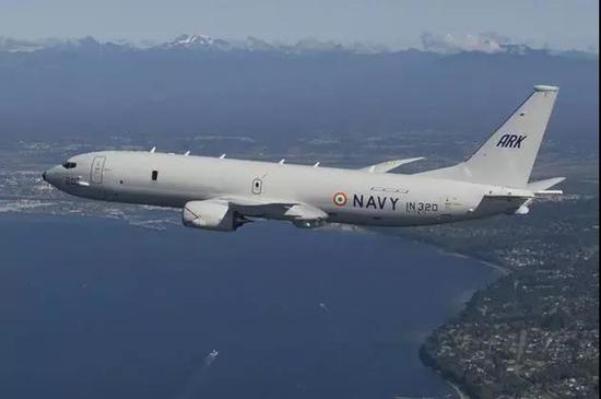 采购P-8I让印度控制印度洋美梦成真