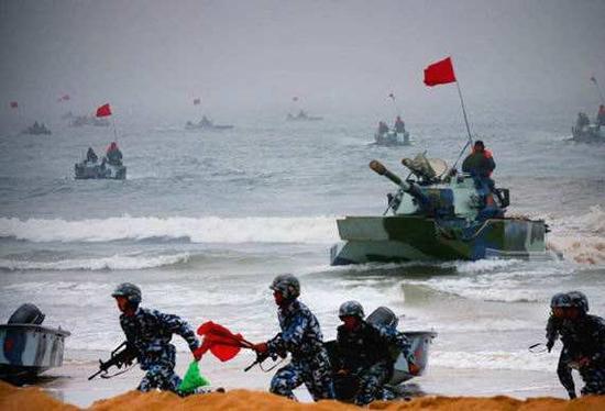 武统台湾时间表在台频传 台媒:大陆攻台三大条件已成熟 搜索风云榜