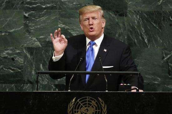 要退出联合国?美驻联合国代表称不排除退出其他组织