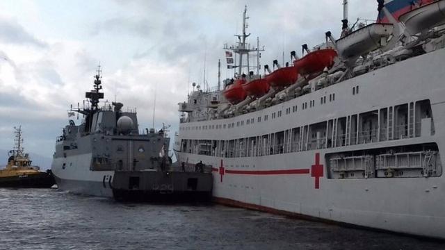 到哪都是主场!印度要在中国边境军演却先撞船