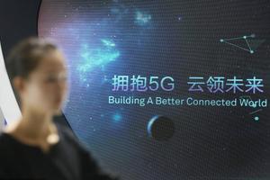美媒称中国将引领5G革命:2023年或拥全球过半用户