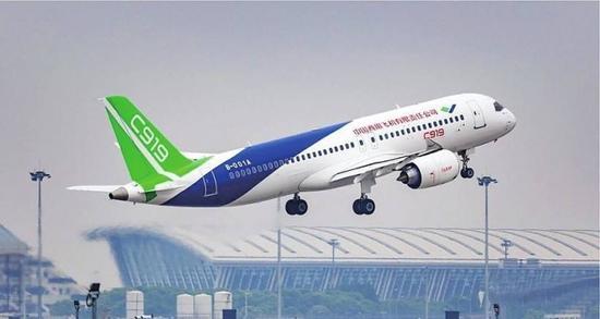 国产客机重大利好:中美签署适航协定全面对等互认