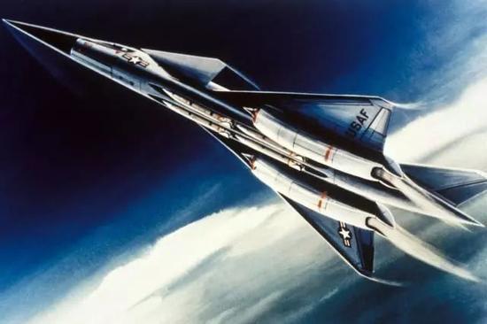 麦道公司竞标美国五代机计划的无隐身方案采用了前翼、三角翼与二维矢量喷嘴就是要利用超环流现象增进高G转弯的升阻比与持续转弯率