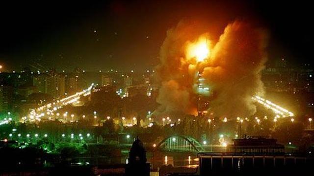 狂轰滥炸78天!美国和北约让南联盟损失2千亿美元