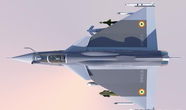印度公开新型战机靓照 性能超歼10座舱比歼20还豪华