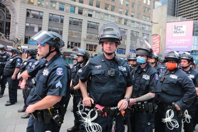 西媒:9月11日临近 暂无具体威胁但纽约仍如临大敌