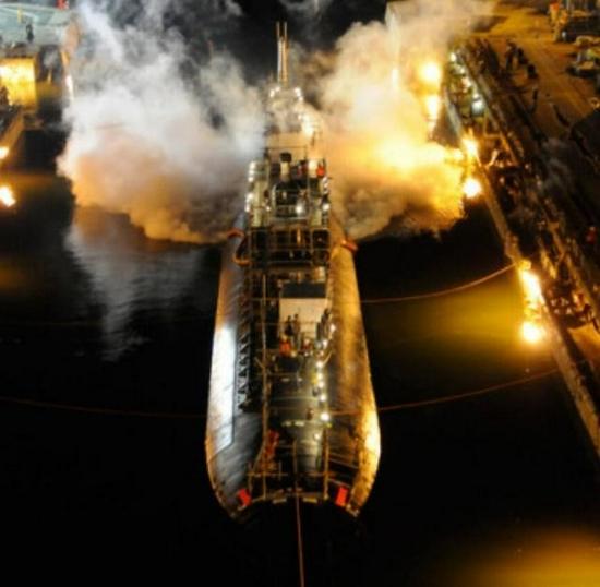 """""""海狼""""遭遇了啥? 一文读懂美军核潜艇南海碰撞事件"""