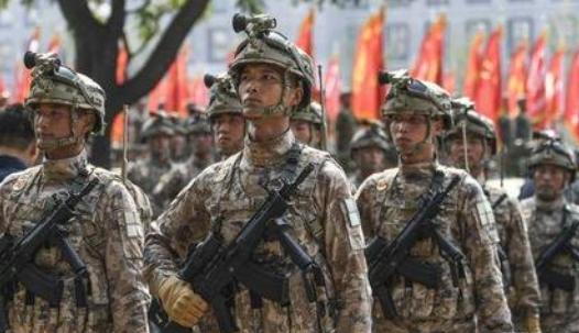 国防部:新迷彩服将陆续配发部队 有4点优化