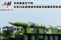 东风26反舰导弹能否威慑美军航母