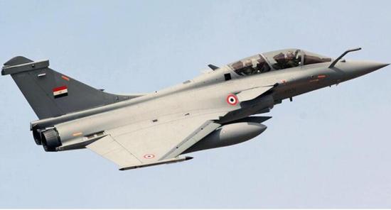 埃及采购阵风战机单价比印度便宜了30%