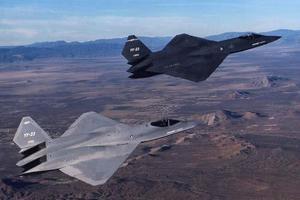 """对于号称世界最强大的战斗机,F-22""""猛禽""""让美"""