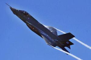 F-35战机是美国如今最先进的五大战机,隐身技术