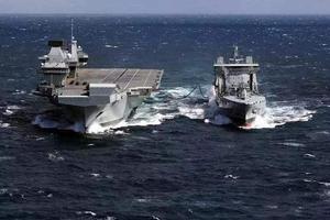 英国曾经为世界海上霸主,战舰曾经遍布全球,