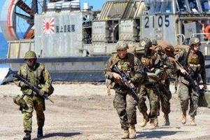 日美将研究提升登陆作战技术 增强离岛防卫能力