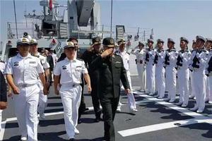 不买022导弹艇了?伊朗总参谋长访华点名考察明星战舰