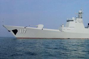 关键时刻俄巡洋舰和西宁舰开往伊朗 向全球发出信号