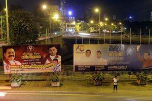 斯里兰卡举行总统大选 穆斯林选民遭武装分子袭击
