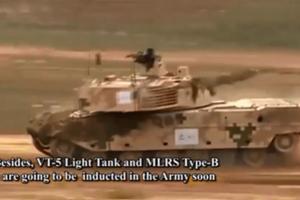 中国VT5坦克出口孟加拉性能压制印T90 巴铁也想采购