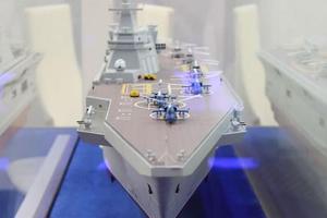 俄媒称俄将开建2艘直升机航母 提升俄地区影响力