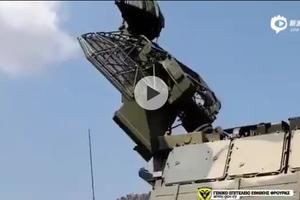 塞浦路斯与以色列联合演习 助以色列了解俄式防空武器