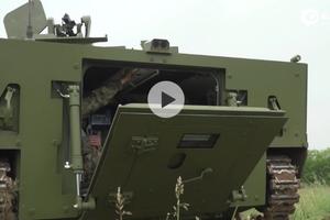 武契奇的新武器!塞尔维亚M80AB1步兵战车演示视频