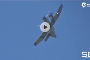 阿根廷普卡拉涡桨攻击机最新改进型IA-58 Fénix