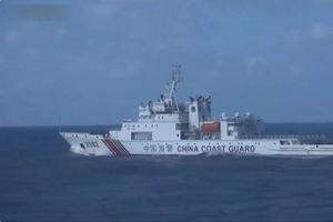 日方海上保安报告:中国海警船去年在钓鱼岛活动333天
