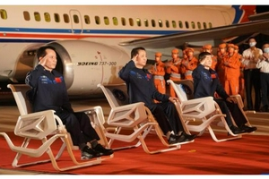 外媒:神舟12号航天员完成中国历时最久载人航天任务