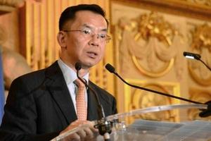 法国政客将访问台湾?中方表态:望有关人士三思而行