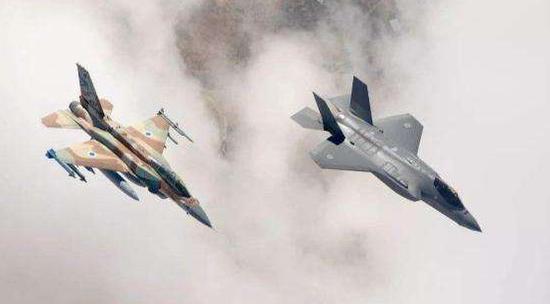 伊朗袭击美军基地后 以色列战机现身黎巴嫩上空